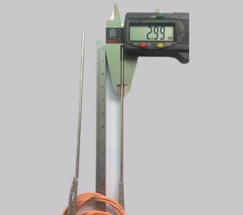 间接出线电热管价格-供应单头发热管-深圳市正大昌科技有限公司