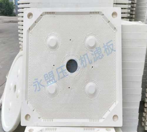板框压滤机-450圆形滤板-禹州市永盟压滤机滤板有限公司