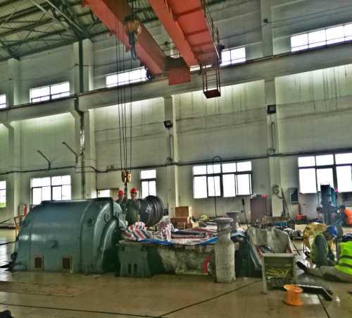 燃煤发电机大修_燃煤发电机组实验