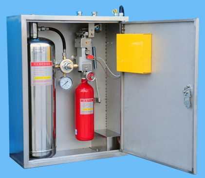 厨房设备灭火系统价格_灭火装置生产厂家_北京金创华安科技有限公司