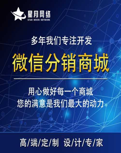 陕西微信分销商城价格 亳州小程序开发 山东星月网络科技有限公司
