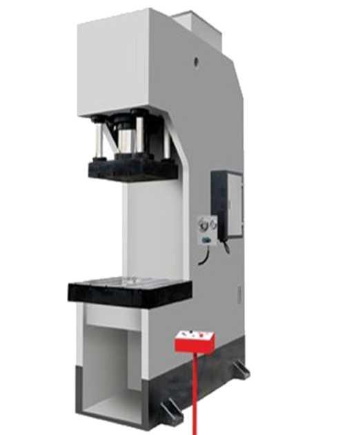 专业100吨单臂液压机价格_叁叁企业网