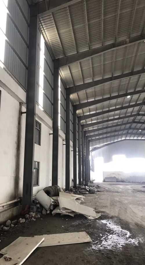 回收二手钢结构出售厂房公司_叁叁企业网