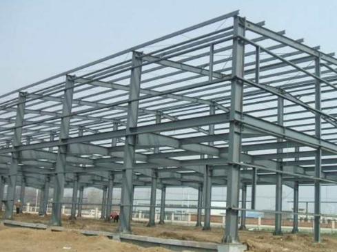 吉林钢结构施工_建筑项目合作