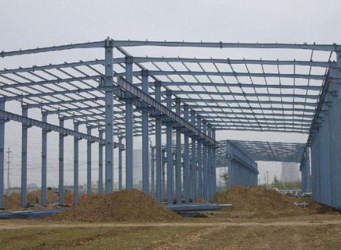 轻钢结构施工费用_钢结构和膜结构相关