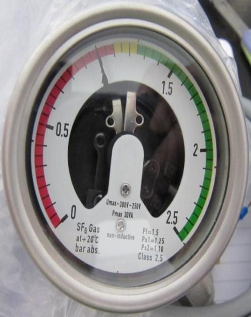 口碑好的SF6带辅助触点压力表出口_263商机网