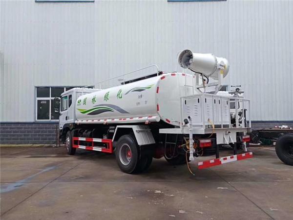 環衛噴灑車圖片_園林噴灑車報價-程力專用汽車灑水車廠