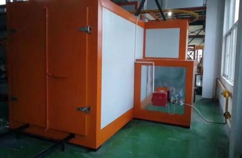 喷漆加热设备价格_喷粉涂装设备-泰州市庆达涂装设备厂