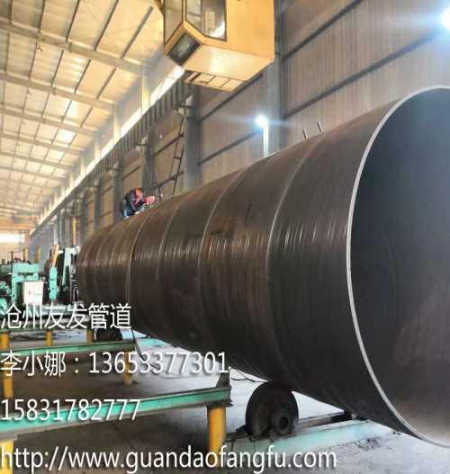 厚壁螺旋焊管公司_16898网