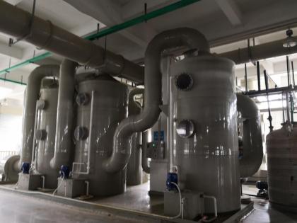 广州工业废气处理多少钱_专业环保