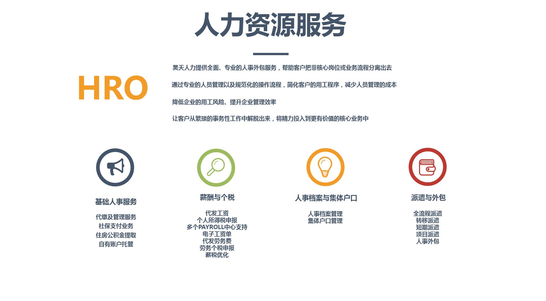 北京企业人事代理服务_无忧经贸网