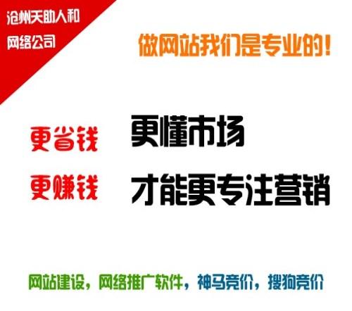 盐山县网站制作价格_95供求网