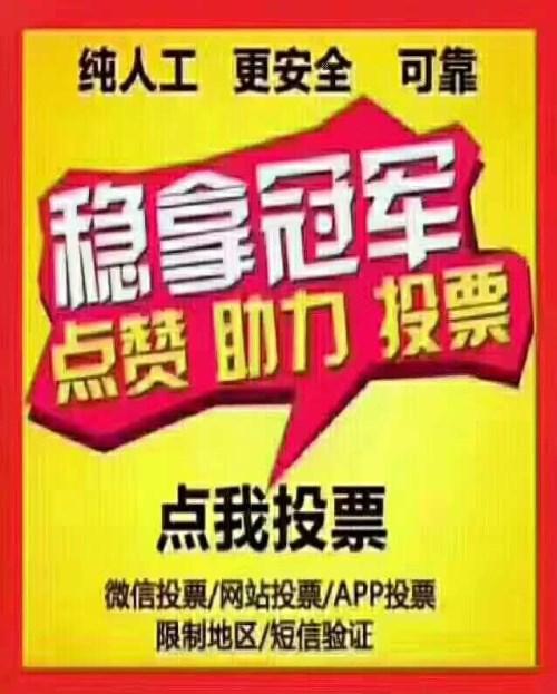 北京微信代投票公司_中国食品与包装机械网
