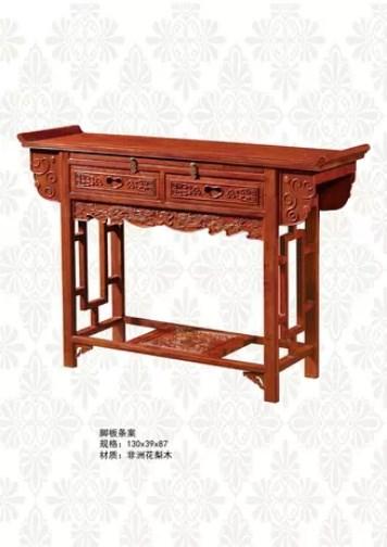 弯脚供桌家具生产厂家_快卓网