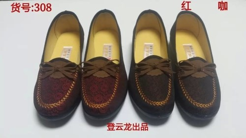 口碑好的老北京布鞋图片_知名女式休闲布鞋-偃师市登云龙鞋厂