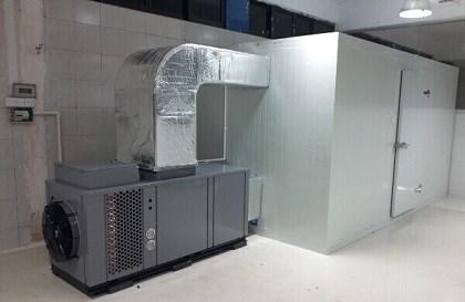 移动保鲜冷库建造_其他制冷设备
