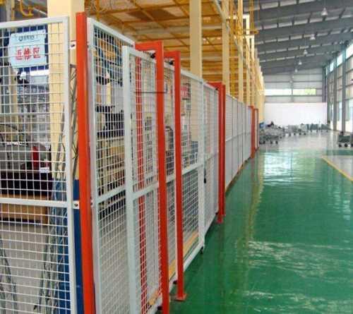 河北车间隔离护栏网厂家_鸿运国际