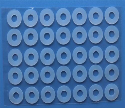 透明硅胶垫片_铝业网