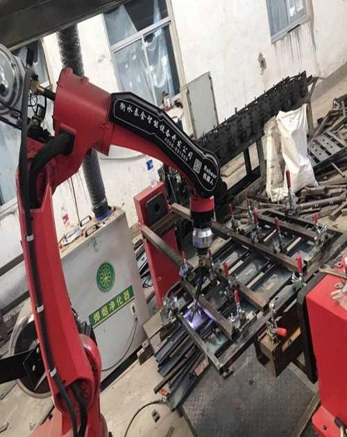 非标全自动焊接机器人厂家_玻璃网