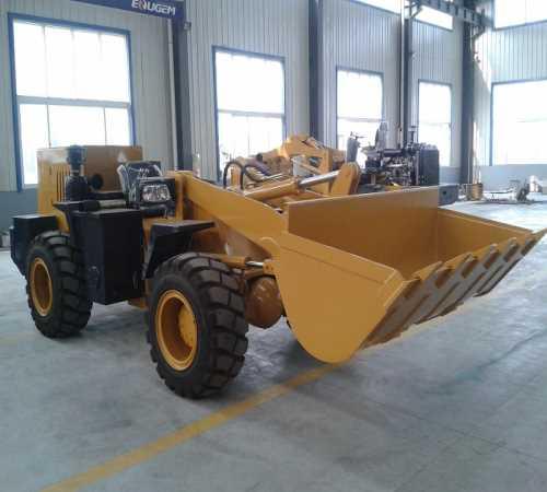现代矿用井下装载机厂家直销_品质保证挖掘机械