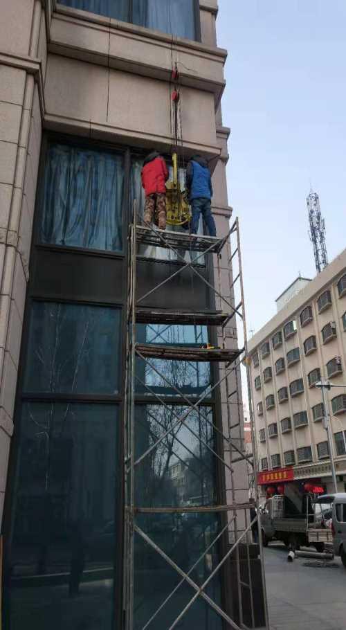 玻璃幕墙安全排查_263商机网