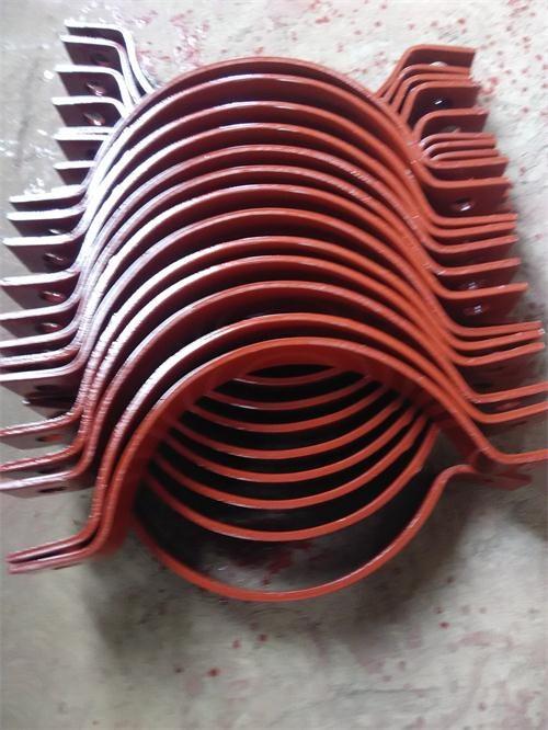 双螺栓钢制管夹生产厂家_商贸网