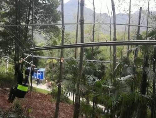景区轨道滑索生产厂家_华夏玻璃网