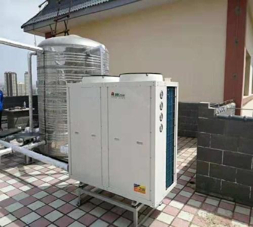 洛阳热水工程空气源热水器维修_宾馆换热、制冷空调设备-洛阳鑫雪制冷设备有限公司
