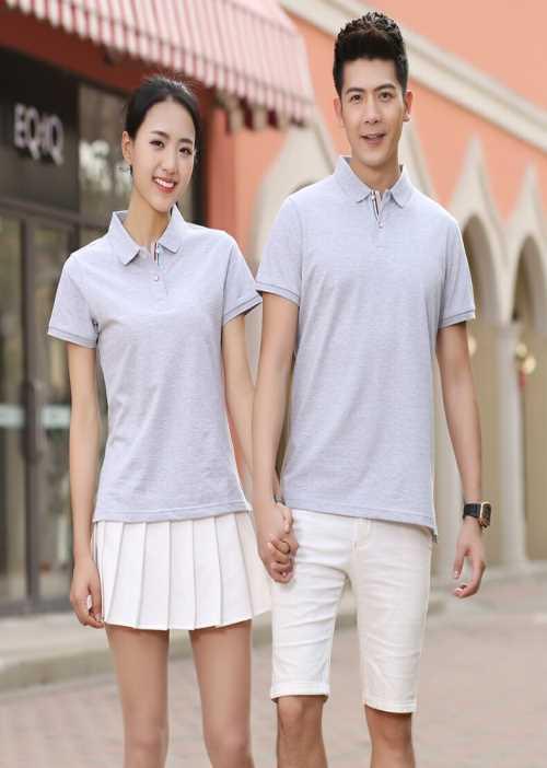纯棉T恤衫定做_新款其他运动服装
