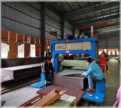 珍珠棉分切路轨机_EVA行业专用设备加工