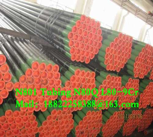 2-3/8inch石油油管_L80其他管材螺紋加工