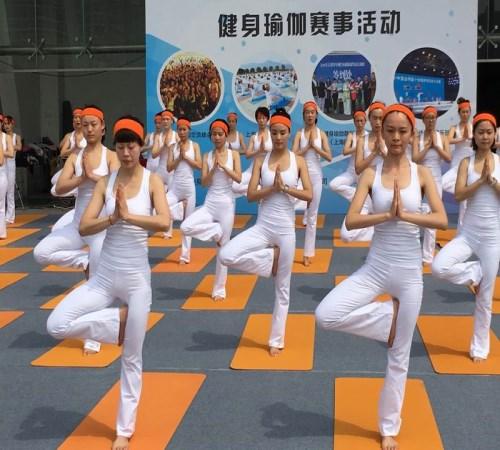 正规瑜伽教练培训_环球在线