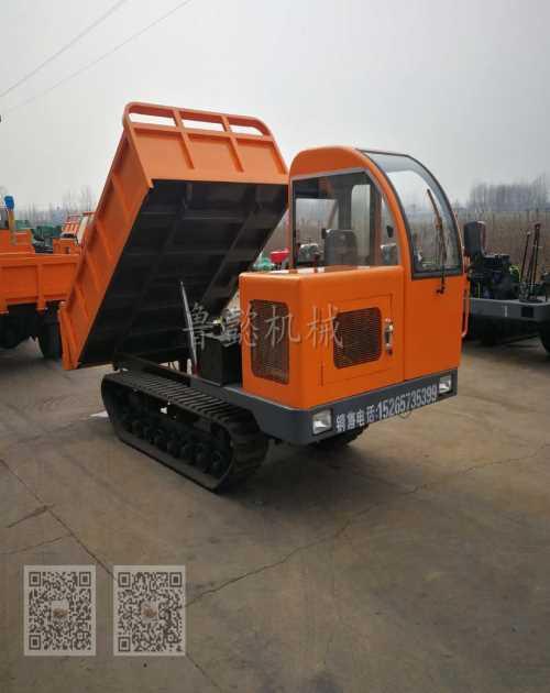 6吨8吨高速履带自卸车_叁叁企业网