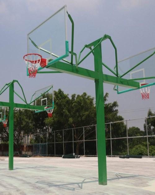 固定篮球架_91采购网