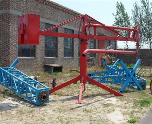 圆筒手动布料机价格_混凝土其他工程与建筑机械生产厂家