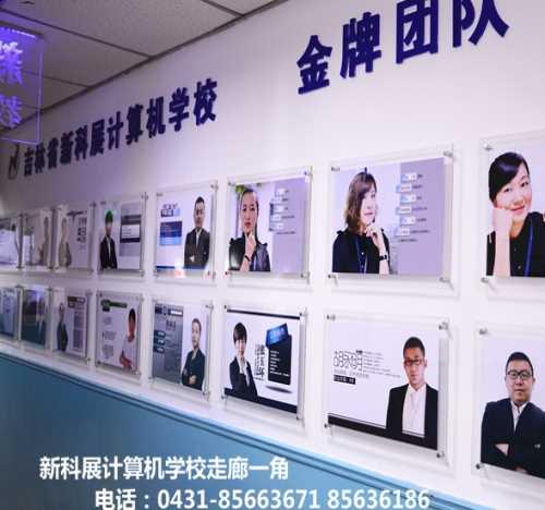 吉林平面设计_长春市新科展电脑职业培训学校