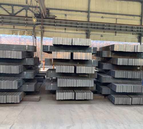铝厂专业阴极扁钢订购_铝用扁钢厂家直销
