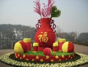 知名绢花艺术造型_优质旅游服务厂家