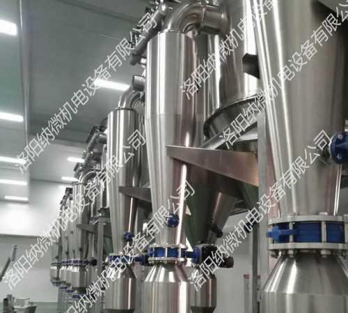 300型射流分级机价格_甘肃分级设备生产厂家