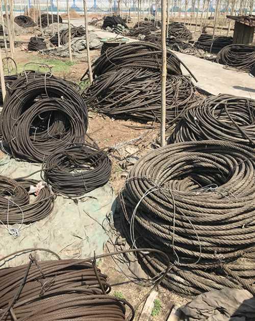 江西求购旧钢丝绳_行业信息网