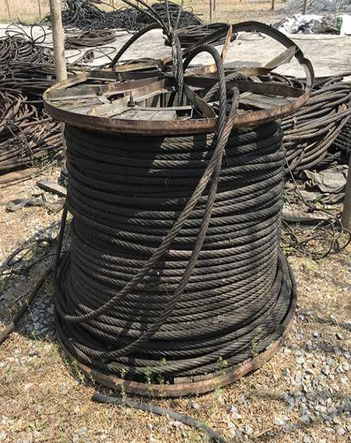 江西旧钢丝绳回收多少钱_E路网