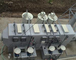 正规玻璃钢废气净化塔厂家_95供求网