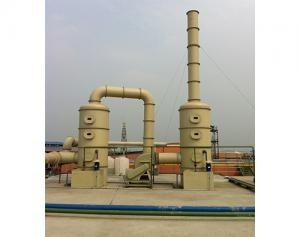 口碑好的锻造尾气净化塔联系电话_江苏环保项目合作厂家