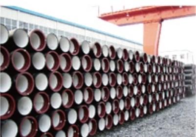 球墨铸铁管_球墨铸铁管dn250相关-泰州市海陵区正兴源物资有限公司