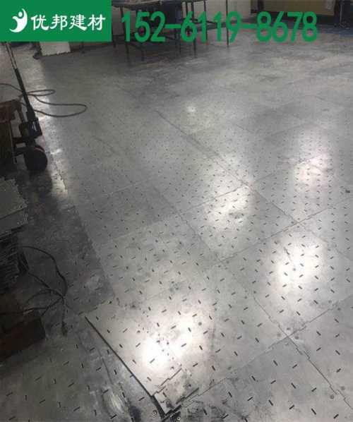 扬州钢板地坪价格