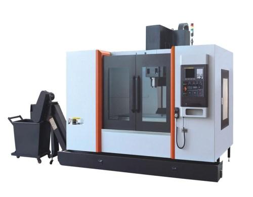 立式交换工作台加工中心带第四轴_其它制造加工机械相关