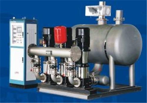 无负压供水设备安装图_垃圾处理设备相关-洛阳净泉供水设备有限公司