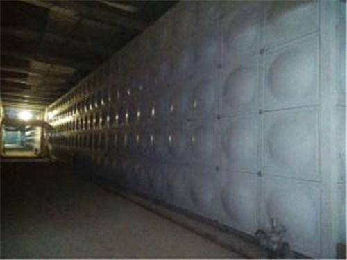 地埋式BDF装配式水箱安装_水箱相关-洛阳净泉供水设备有限公司