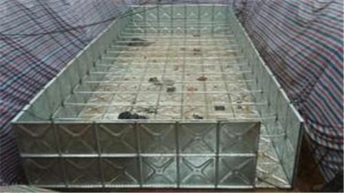 不锈钢BDF装配式水箱哪家好_组装式不锈钢水箱相关