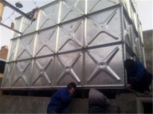 BDF装配式水箱订购_南阳供水设备-洛阳净泉供水设备有限公司
